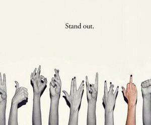 pretty, stand out, and quote image