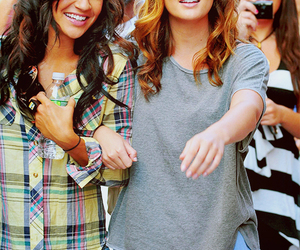 gossip girl, jessica szohr, and leighton meester image