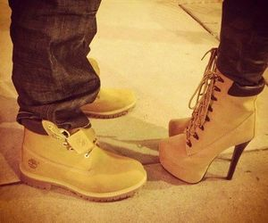 cute, shoes, and herls image
