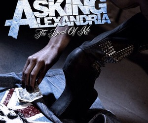 asking alexandria and the death of me image