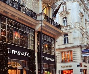 christmas, tiffany, and light image