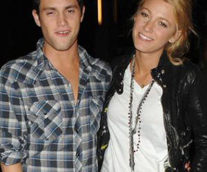 blake lively, dan, and love image