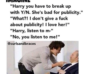 imagine, harry, and one direction image