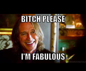 once upon a time, bitch please i'm fabulous, and ouat image