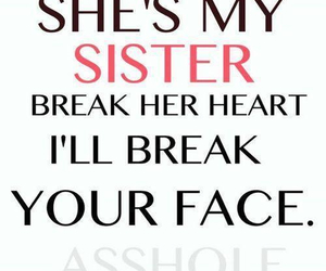 sisters, asshole, and break image