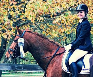 dressage, happy, and love image