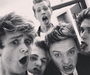 the vamps, conor maynard, and tristan evans image