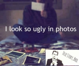 photos and ugly image