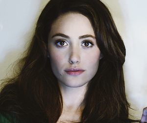actress, beautiful, and emmy rossum image