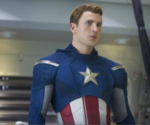 Avengers, captain america, and hero image