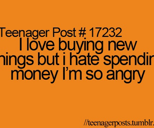angry and money image