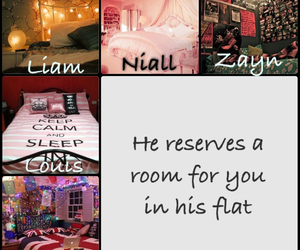 louis, zayn, and one direction imagine image