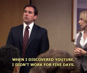 me and the office image