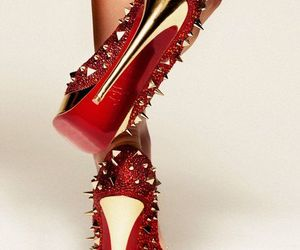 sexy accessories and sexy high heels image