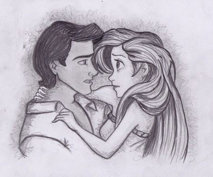 little mermaid image
