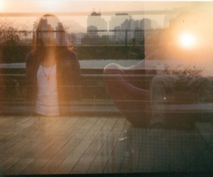 film, girl, and lonely image