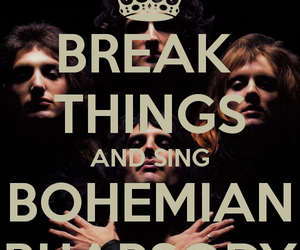opera, Queen, and rock image