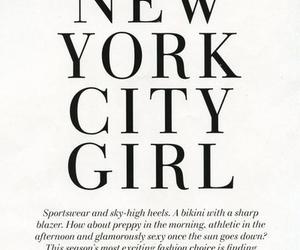 new york, girl, and nyc image