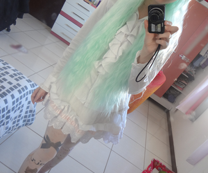 fashion, kawaii, and pastel image