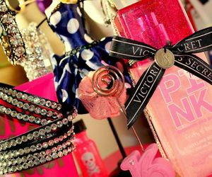 girly, pink, and things image