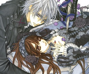 vampire knight, anime, and manga image
