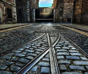 dublin, ireland, and guinness brewery image