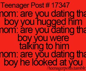 boy, funny, and mom image