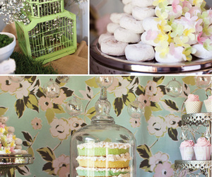 decor, party, and food image
