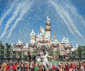 disneyland, pretty, and singer image