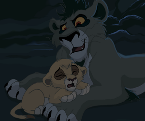 art, awesome, and lion king image