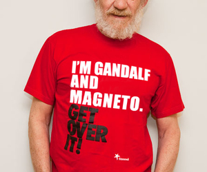 gandalf, magneto, and ian mckellen image