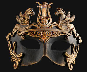 gothic, mask, and venice image