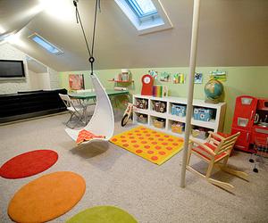 design, playroom, and interior image
