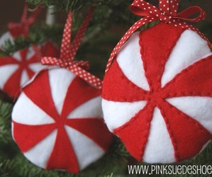 christmas, decorating, and ornament image