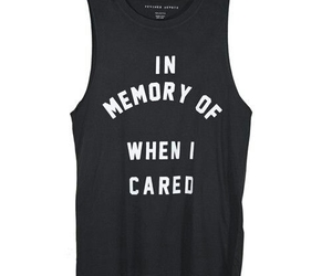 black, clothes, and words image