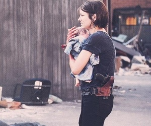 judith and the walking dead image