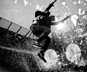 Chris Martin and coldplay image