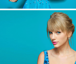 blue and Taylor Swift image