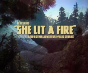 lord huron and she lit a fire image