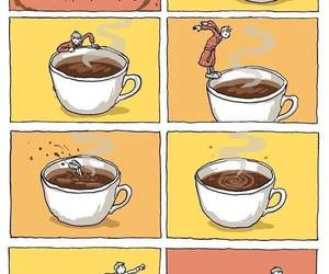 coffee, monday, and morning image