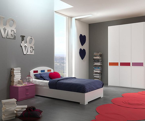 love and bedroom image