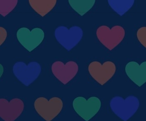 heart, hearts, and wallpaper image