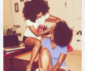 African, Afro, and girls image