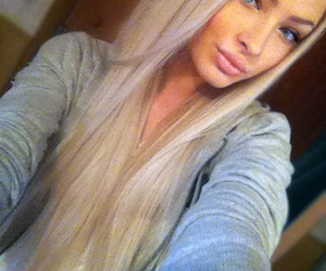 alena shishkova, blonde, and hair image