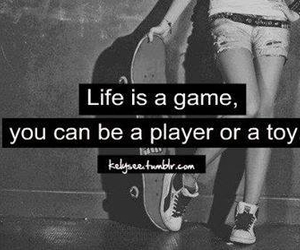 life, game, and player image