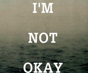 sad, okay, and not image