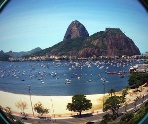 beach, brazil, and nature image