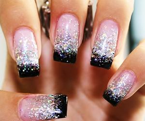 design, nail, and nails image