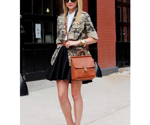 fall, blonde, and fashion image