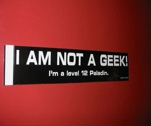 funny and geek image
